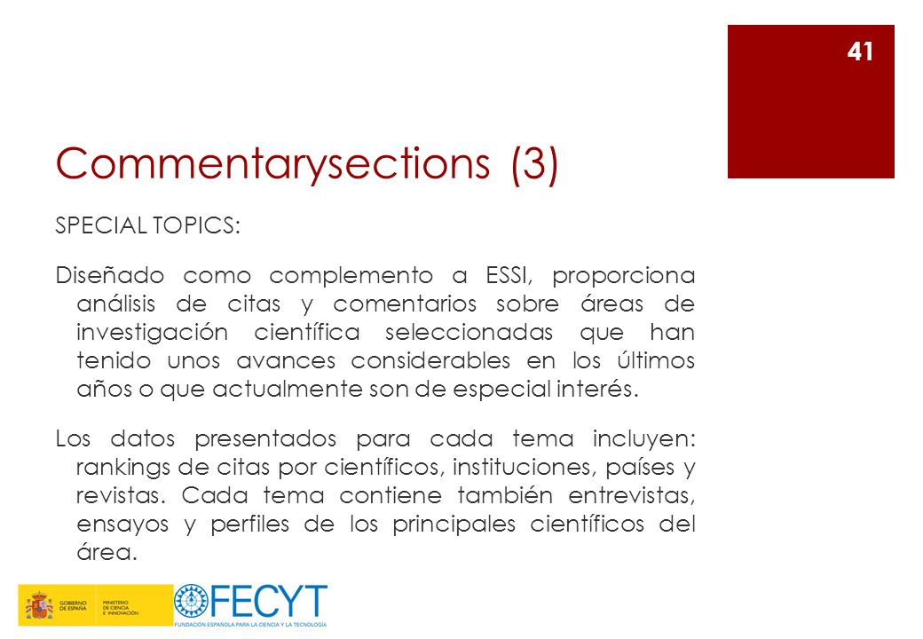Commentarysections (3)