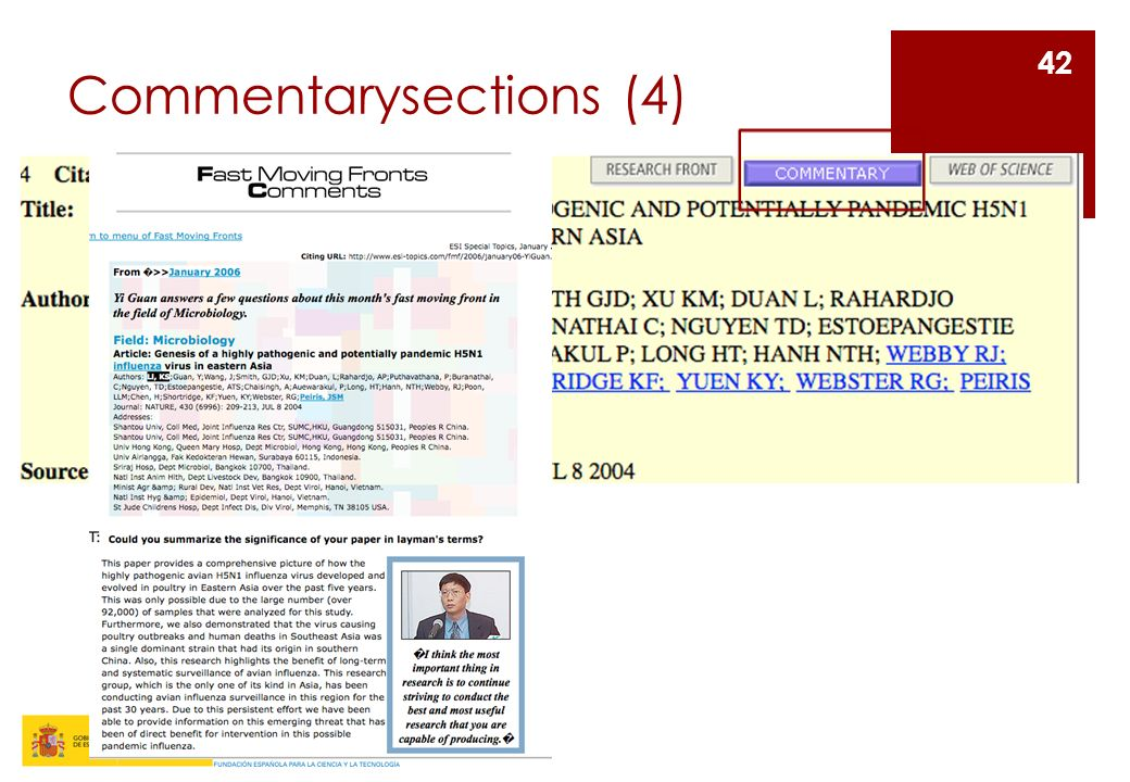 Commentarysections (4)