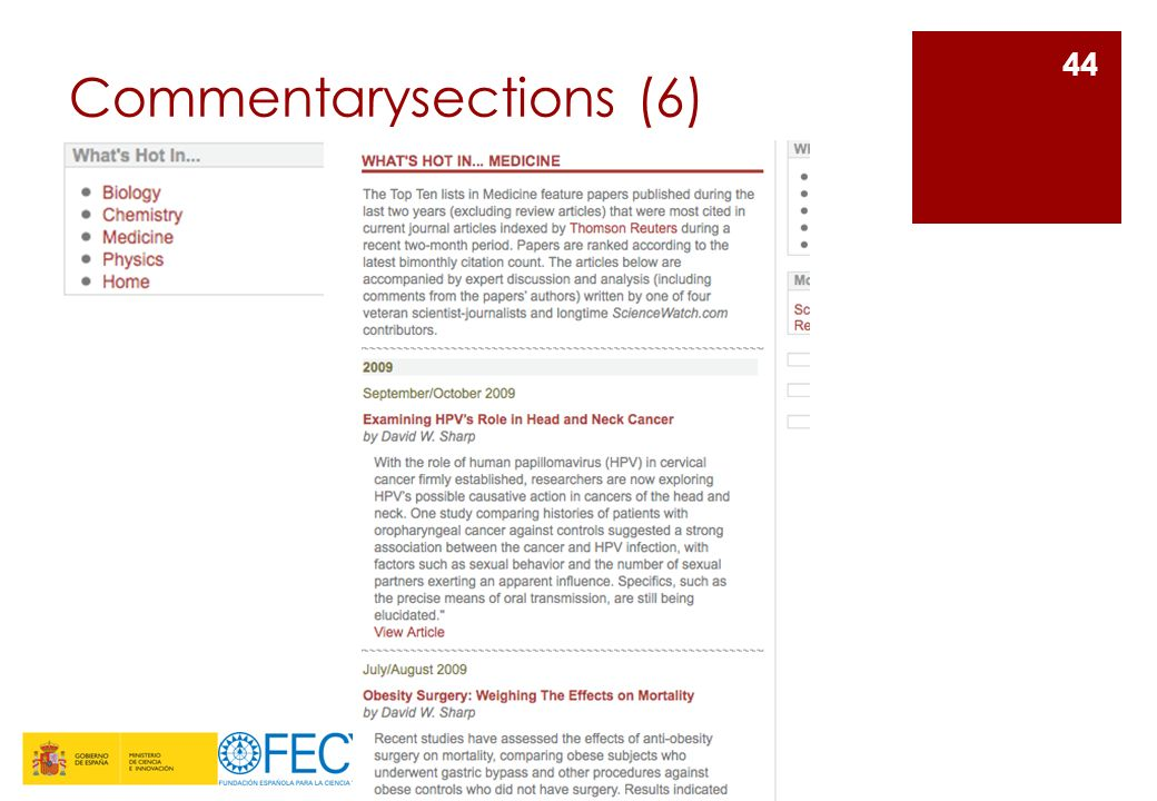 Commentarysections (6)