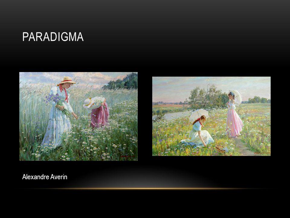 paradigma Alexandre Averin