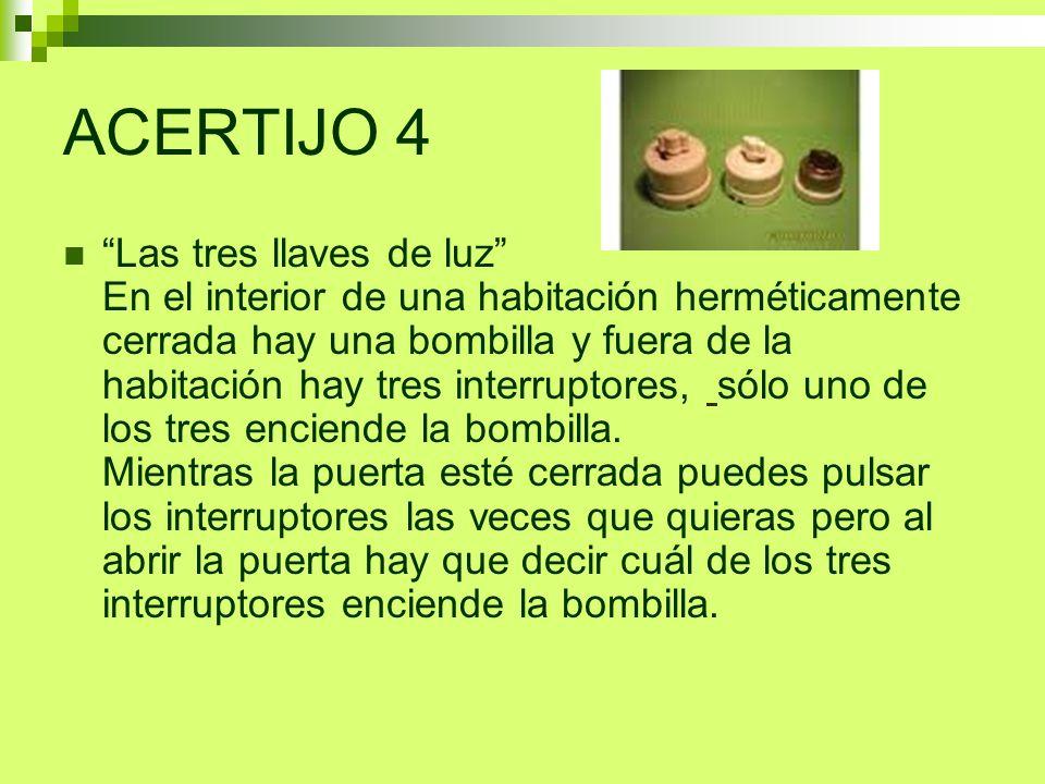 ACERTIJO 4