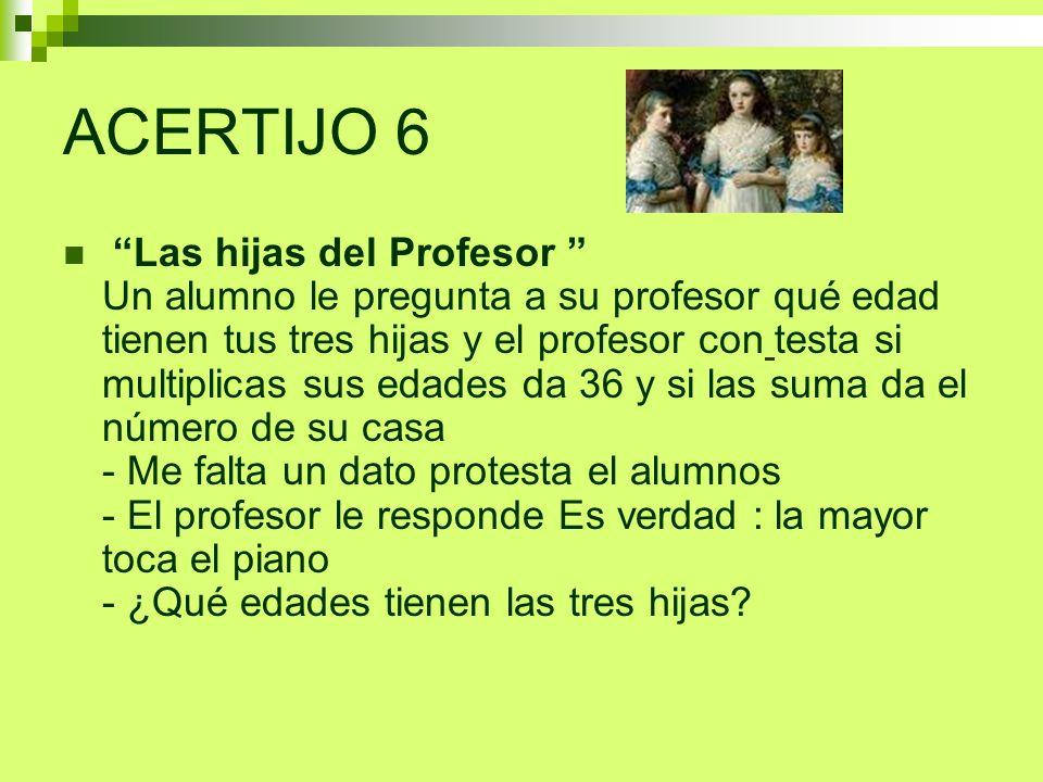 ACERTIJO 6