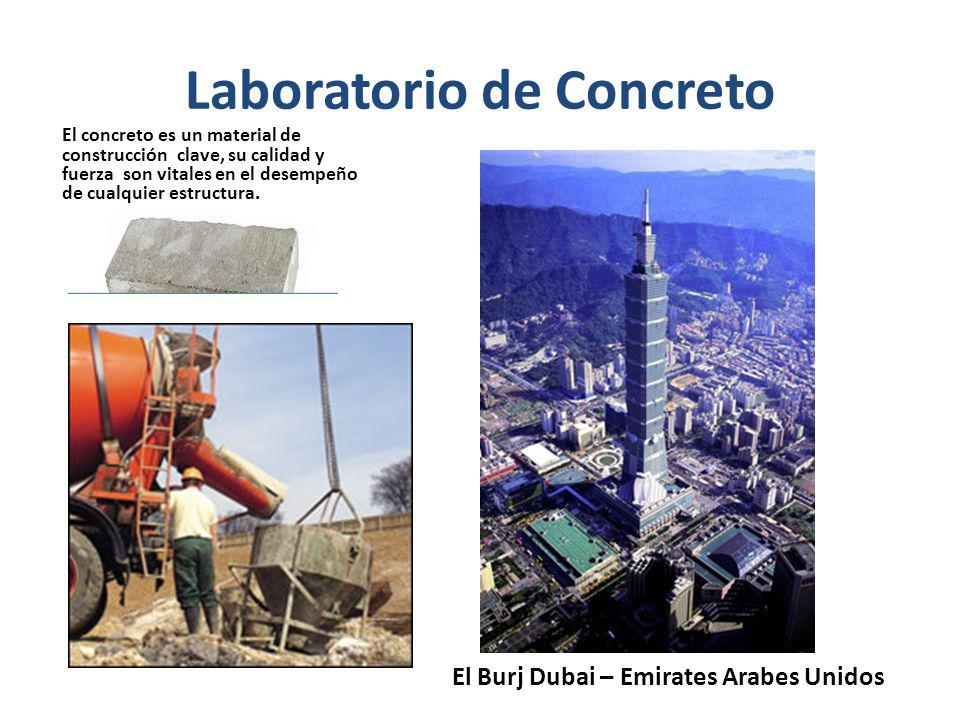 Laboratorio de Concreto