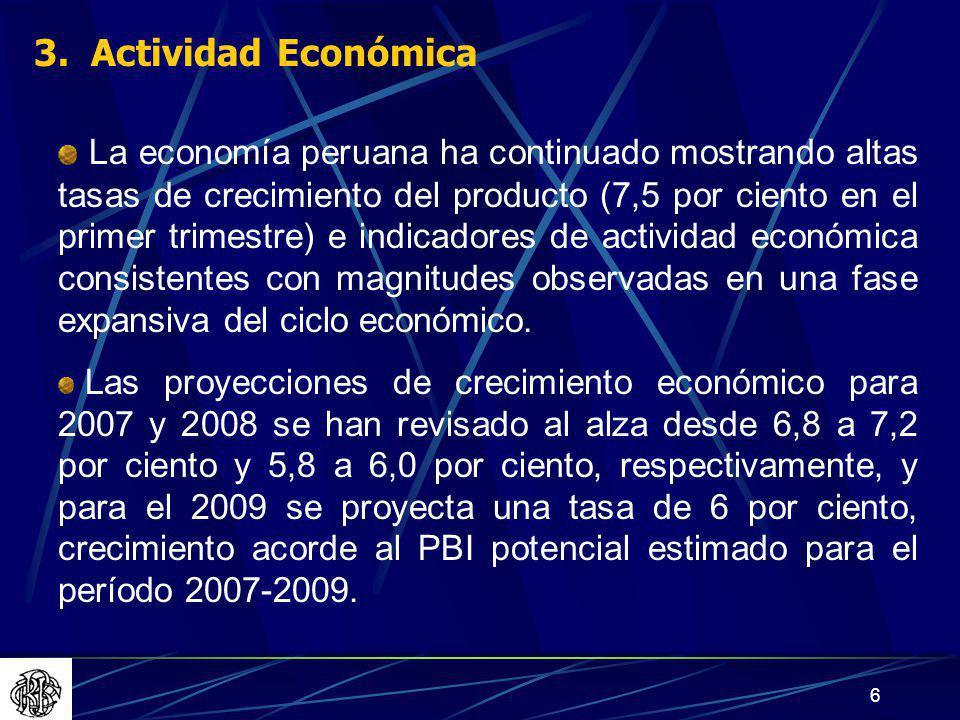 3. Actividad Económica