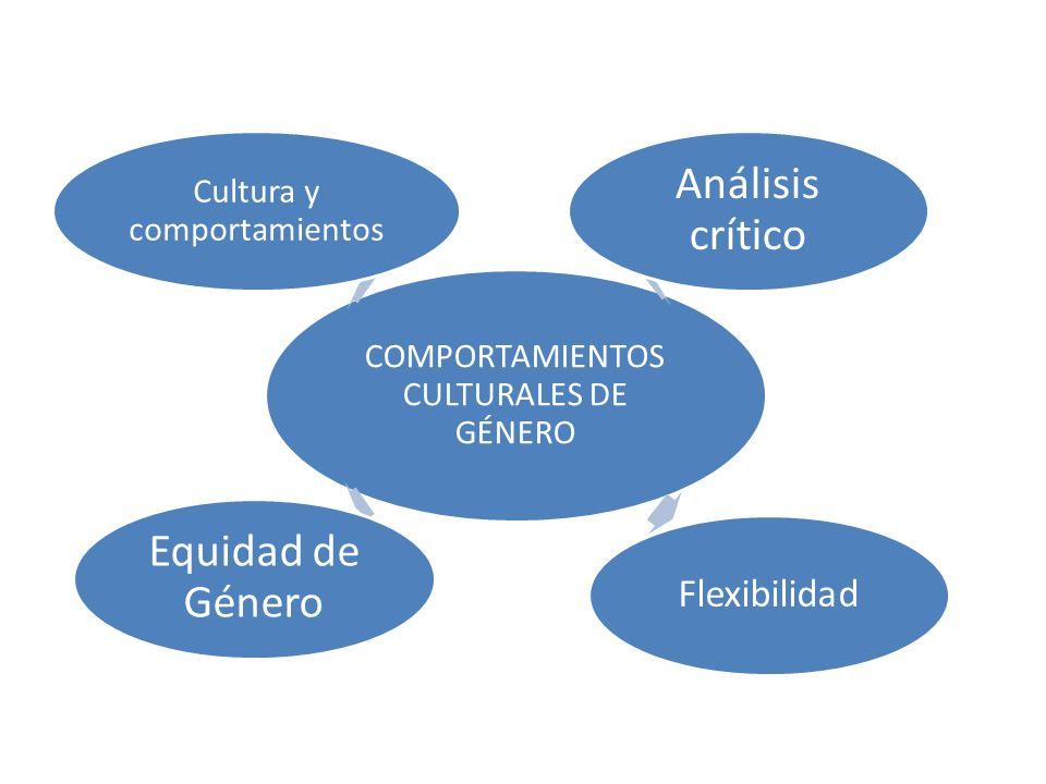 Equidad de Género Análisis crítico Flexibilidad