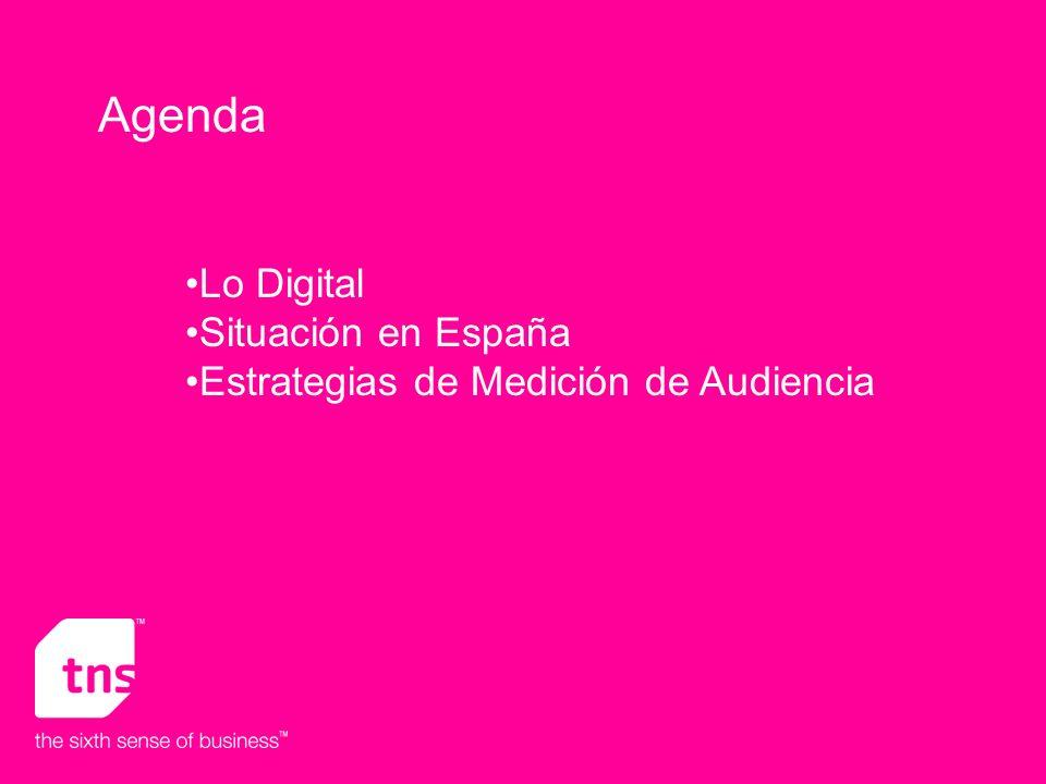 Agenda Lo Digital Situación en España