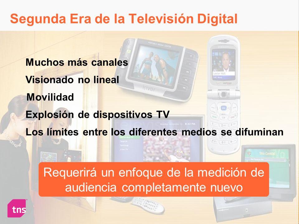 Segunda Era de la Televisión Digital