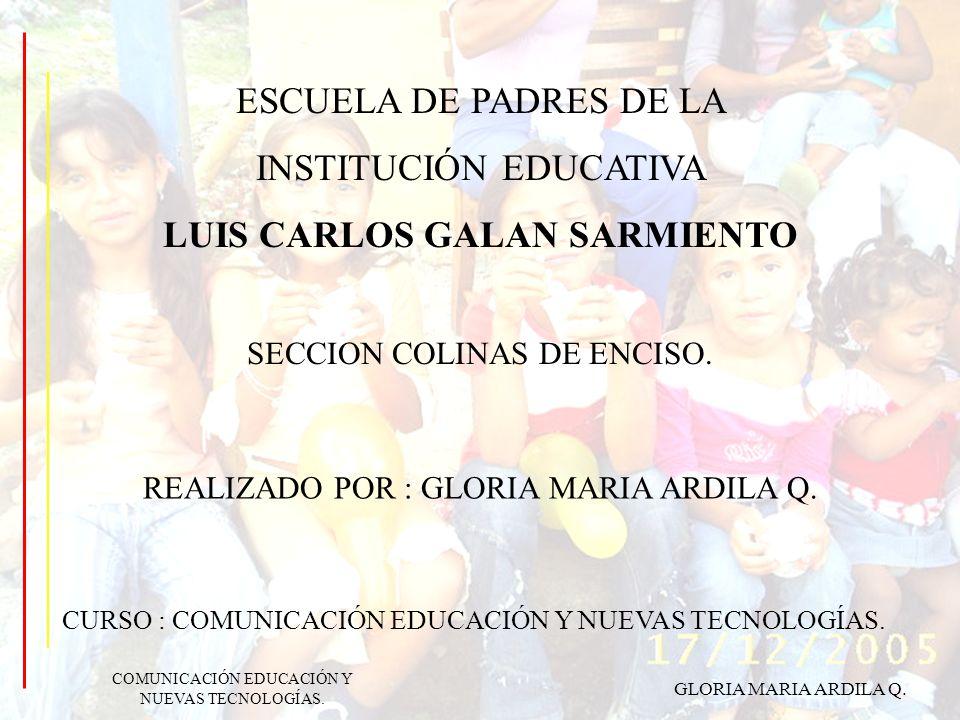 LUIS CARLOS GALAN SARMIENTO