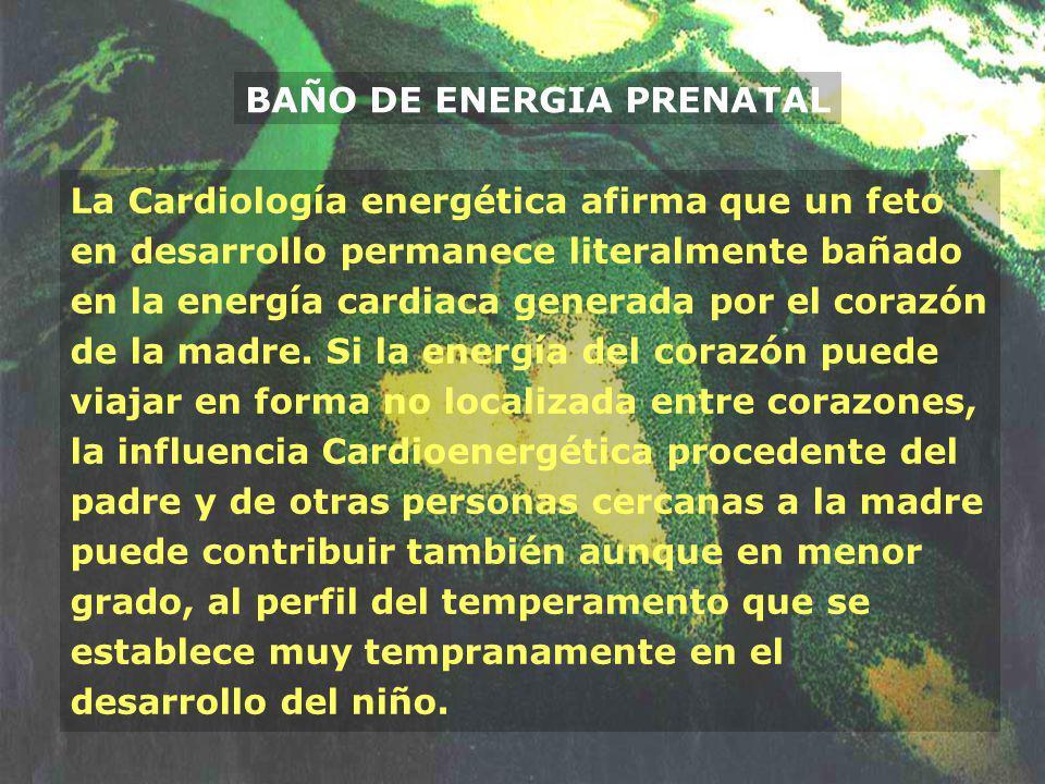 BAÑO DE ENERGIA PRENATAL