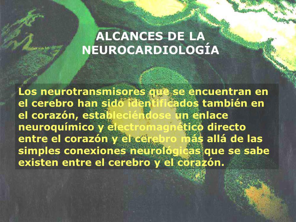 ALCANCES DE LA NEUROCARDIOLOGÍA