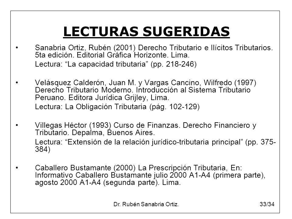 Dr. Rubén Sanabria Ortiz.
