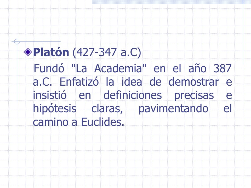 Platón (427-347 a.C)