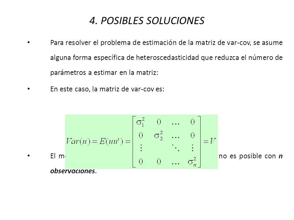 4. POSIBLES SOLUCIONES