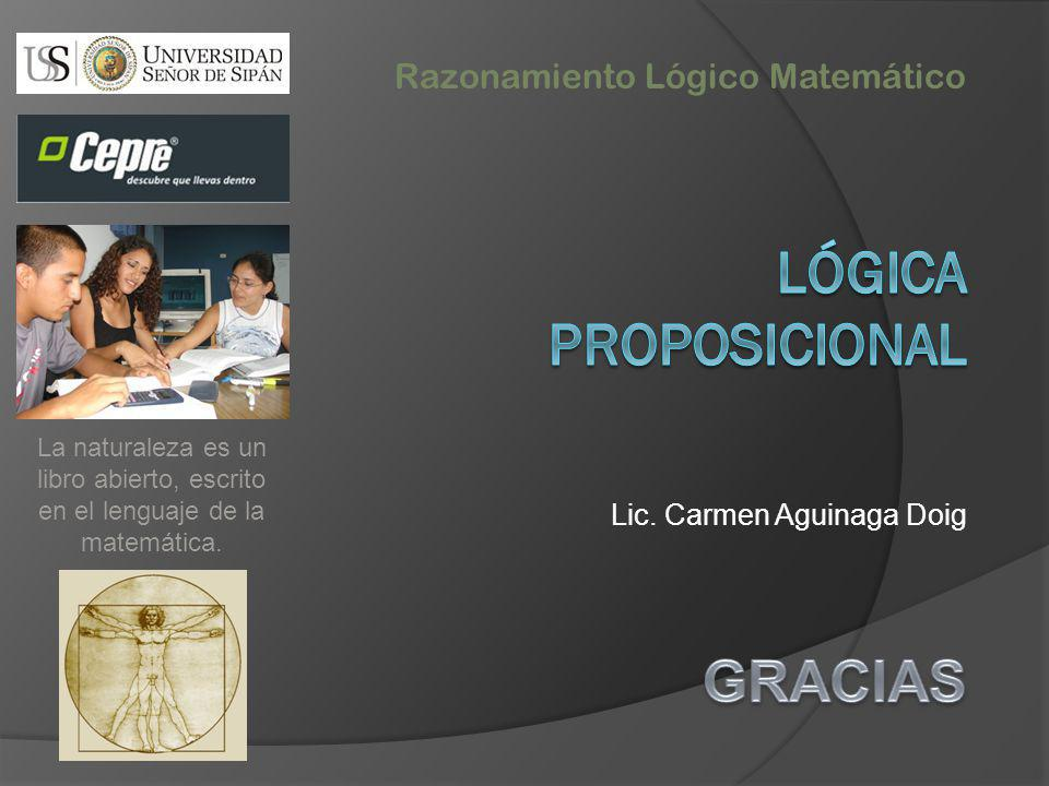 Lic. Carmen Aguinaga Doig