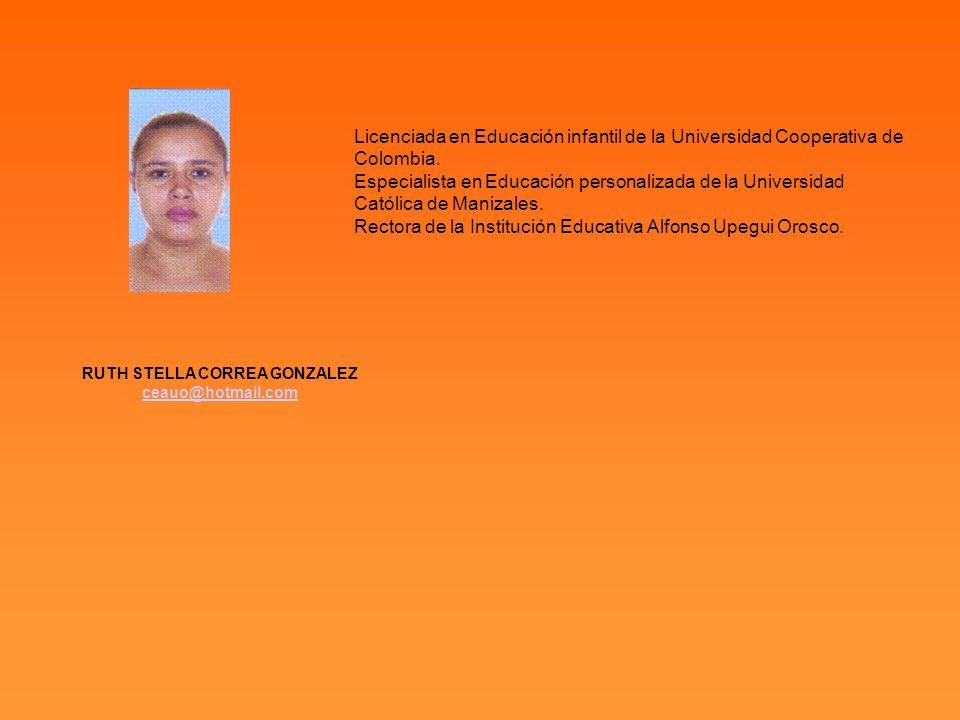 RUTH STELLA CORREA GONZALEZ