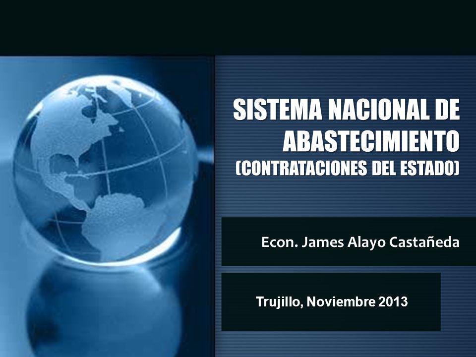 Econ. James Alayo Castañeda