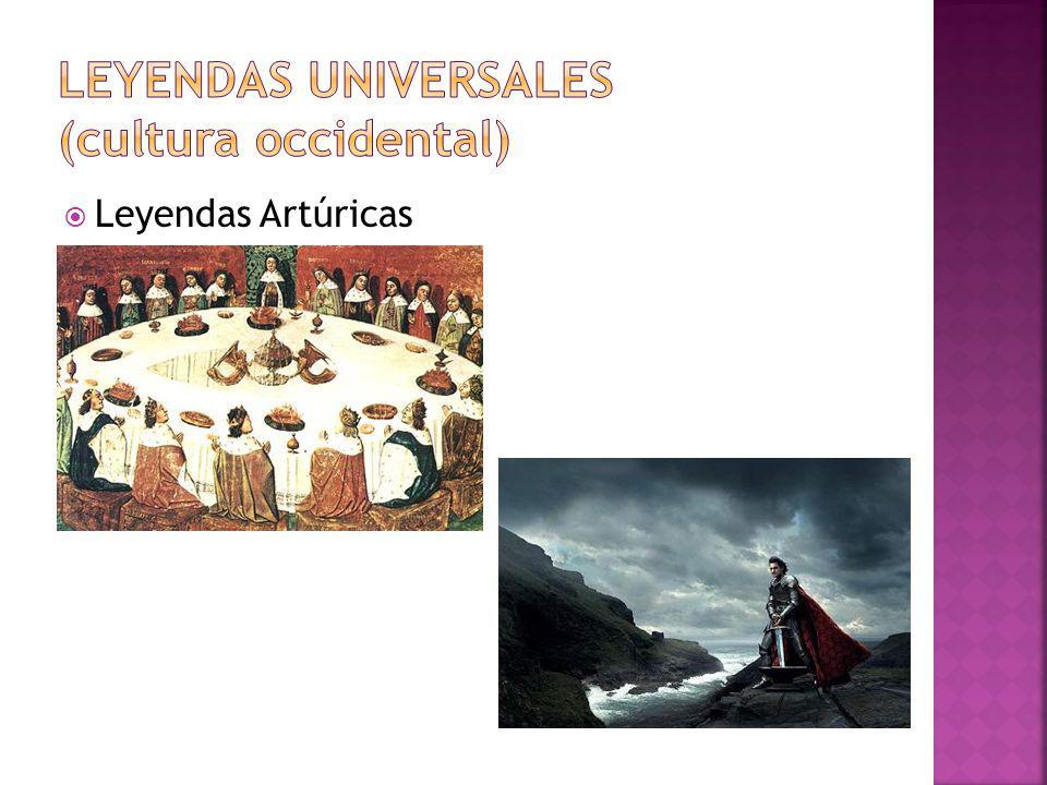 Leyendas universales (cultura occidental)