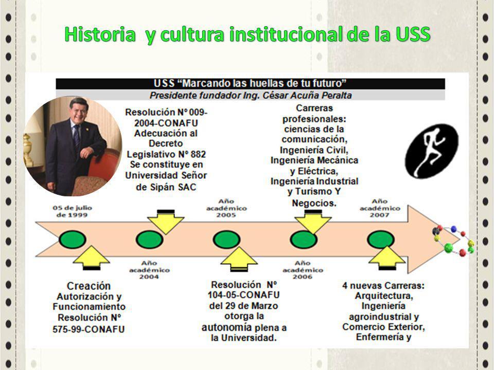 Historia y cultura institucional de la USS