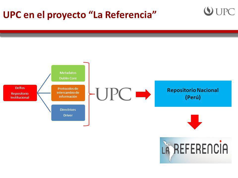 UPC en el proyecto La Referencia