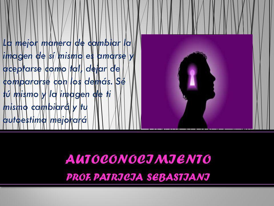 PROF. PATRICIA SEBASTIANI