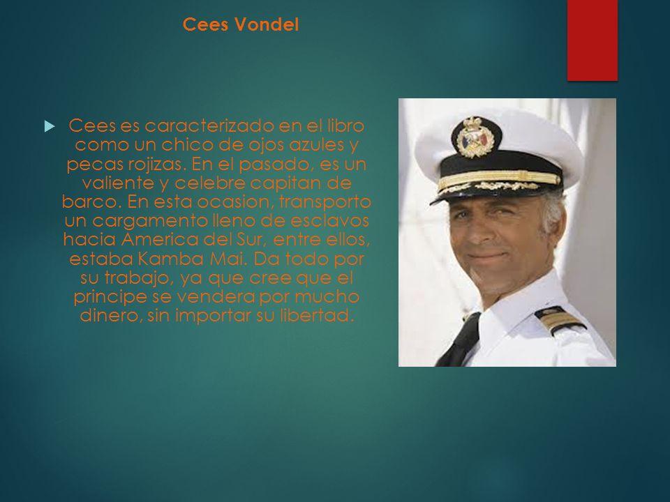 Cees Vondel