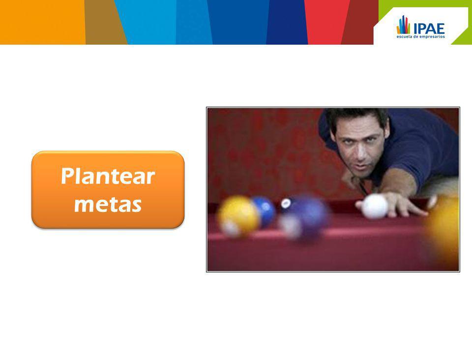 Plantear metas 12