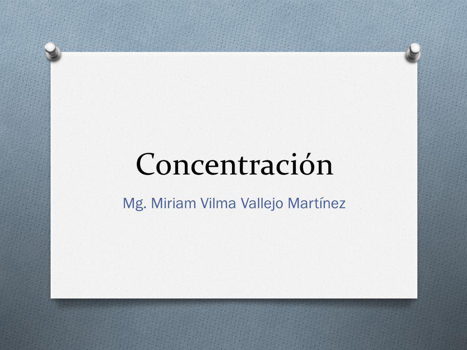Mg. Miriam Vilma Vallejo Martínez