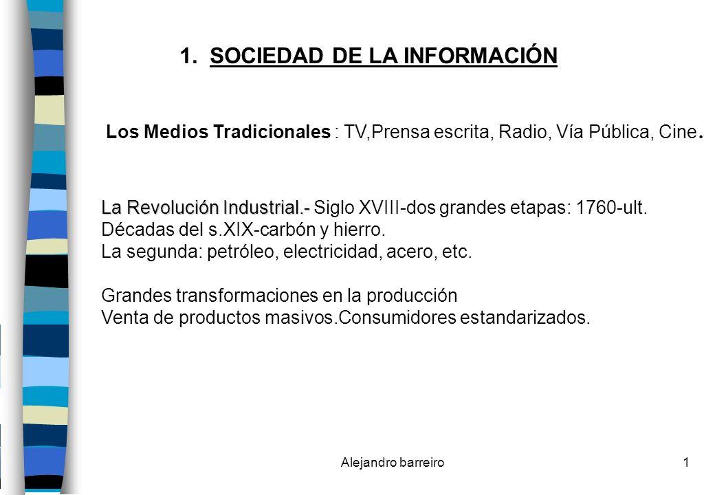 1. SOCIEDAD DE LA INFORMACIÓN