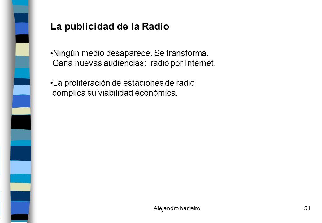 La publicidad de la Radio