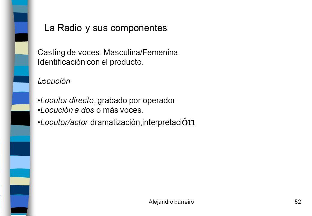 La Radio y sus componentes