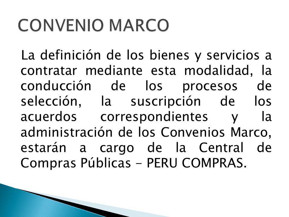 CONVENIO MARCO