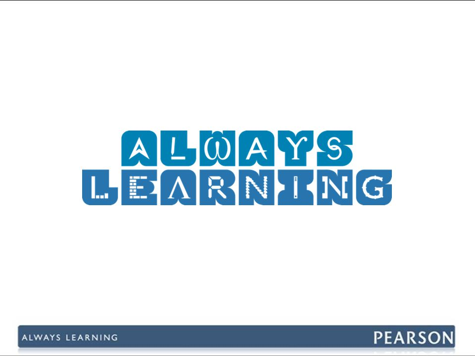 Pearson is the global leader in education and, education technology, providing innovative print and digital education materials for preK through college.