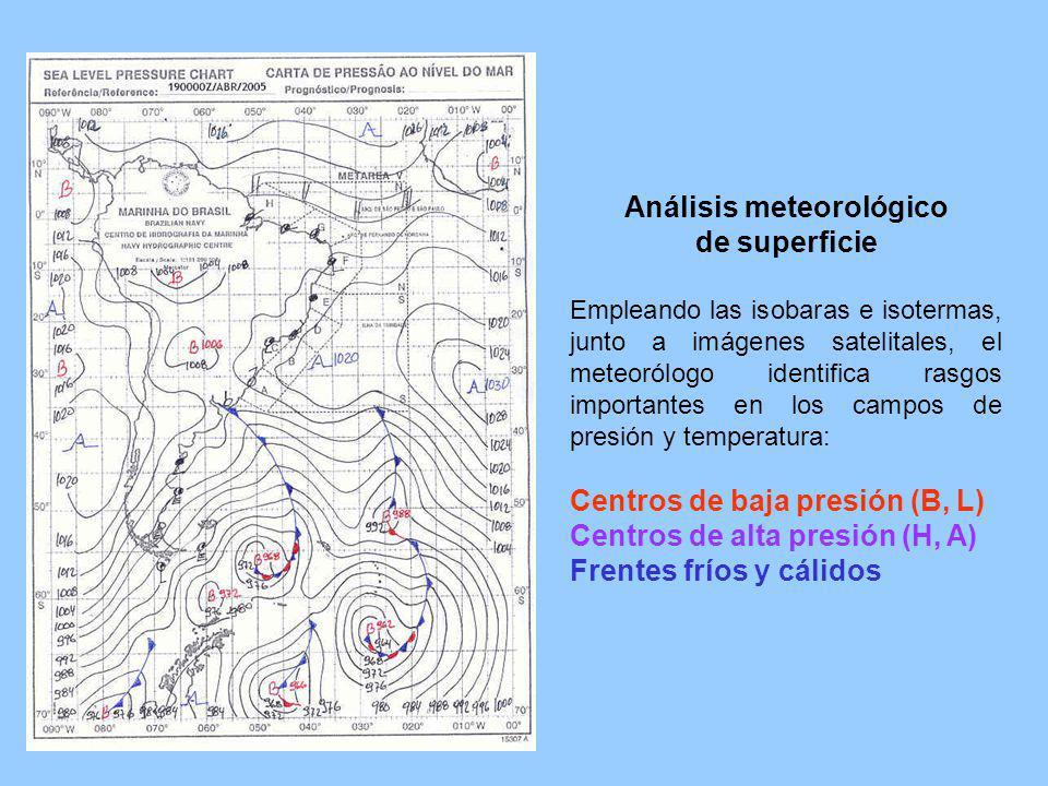 Análisis meteorológico