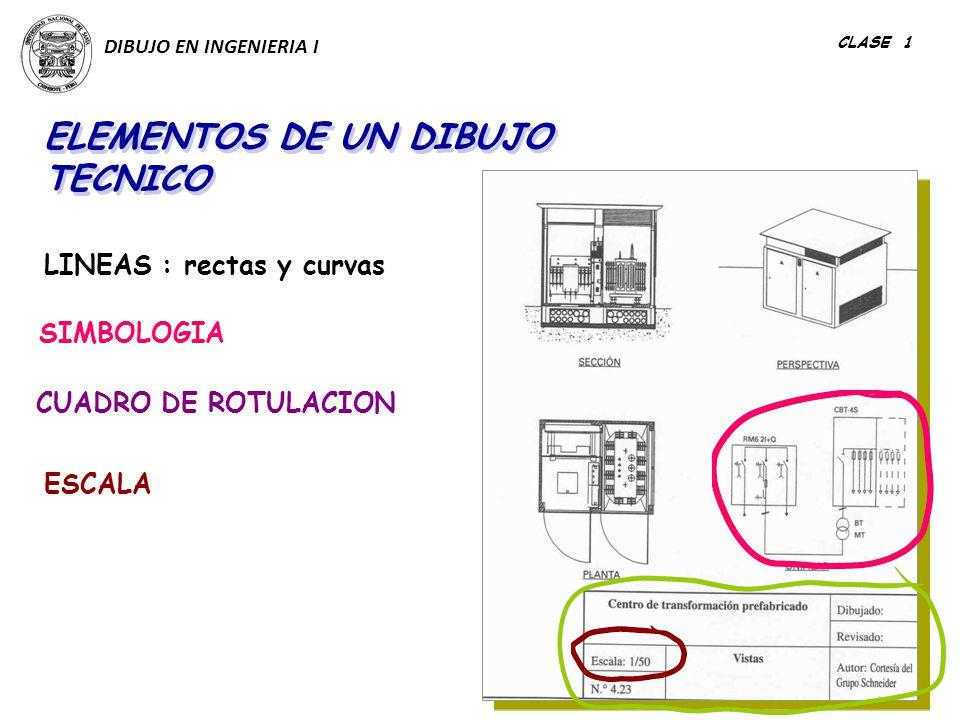 INTRODUCCIN AL DIBUJO Y A LA NORMALIZACION  ppt descargar