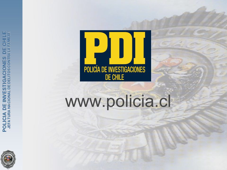 www.policia.cl .