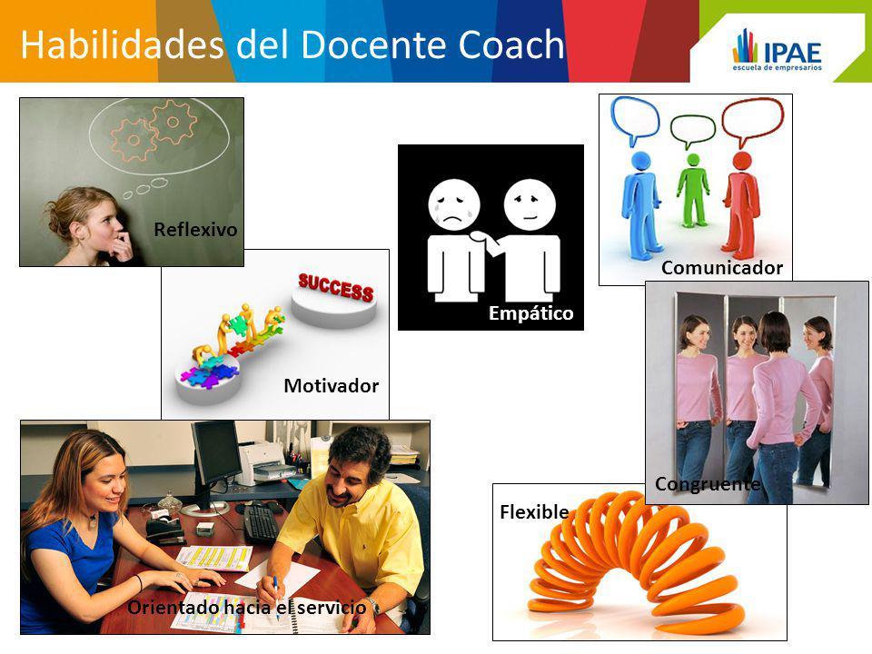 Habilidades del Docente Coach