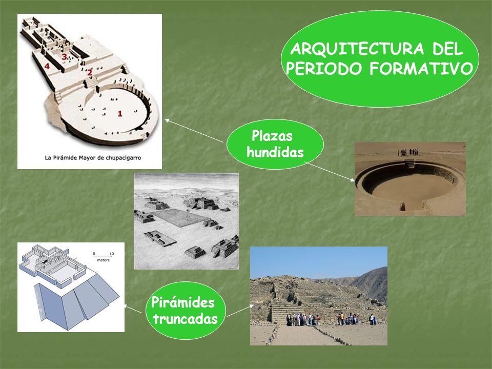 ARQUITECTURA DEL PERIODO FORMATIVO