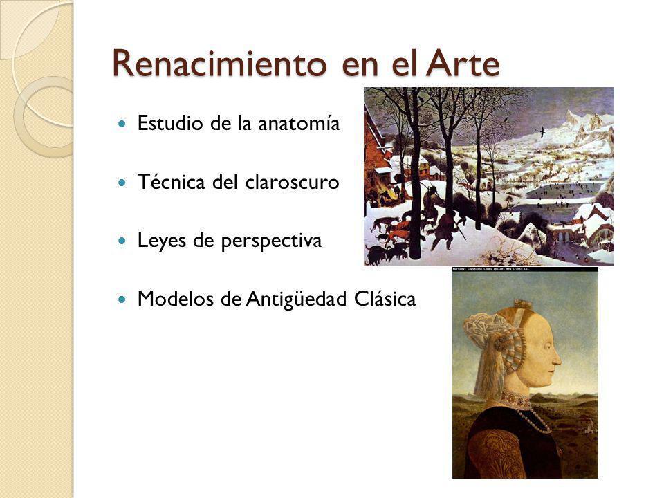 Renacimiento en el Arte