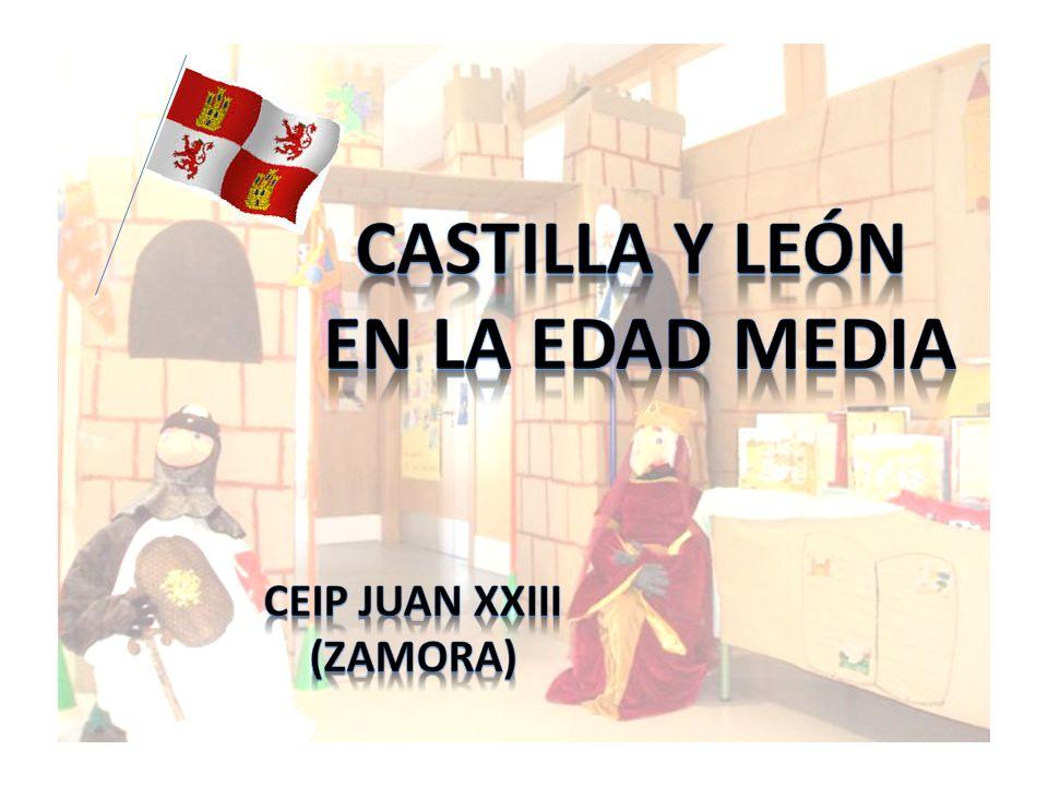 CASTILLA Y LEÓN EN LA EDAD MEDIA