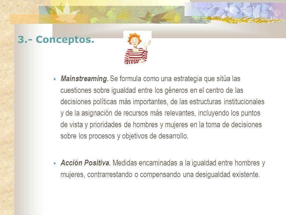 3.- Conceptos.