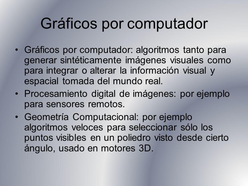 Gráficos por computador
