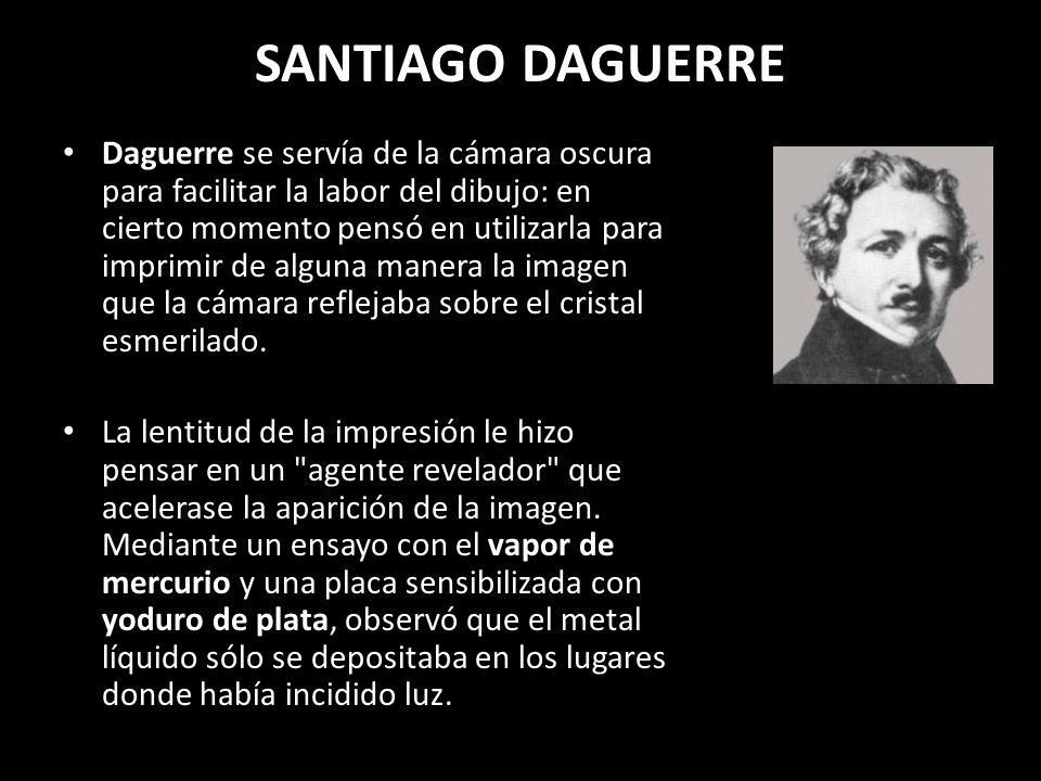 SANTIAGO DAGUERRE