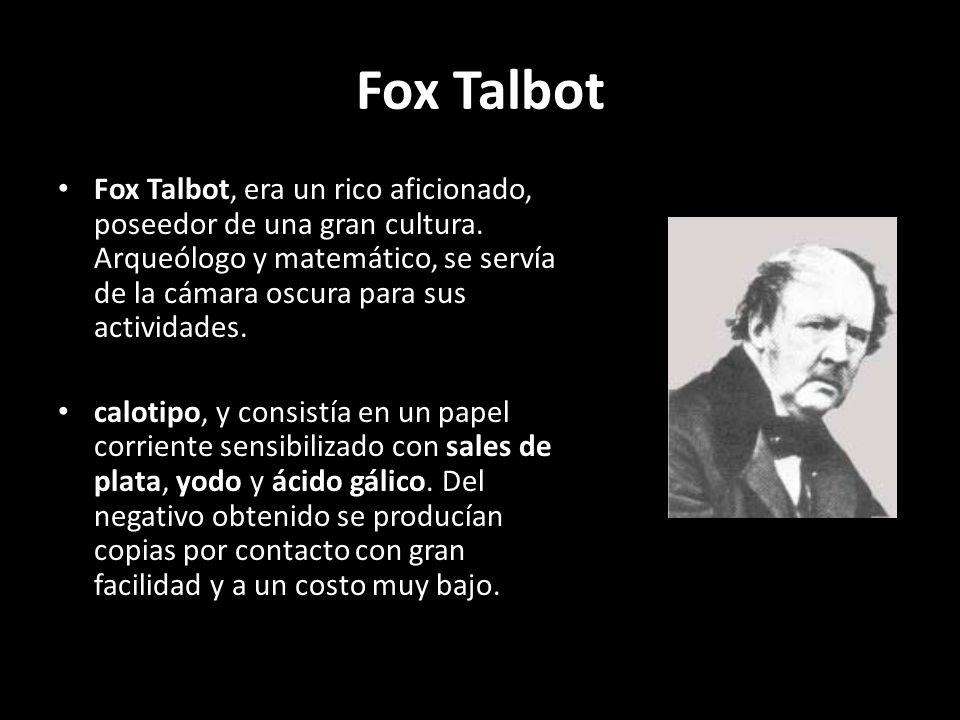Fox Talbot