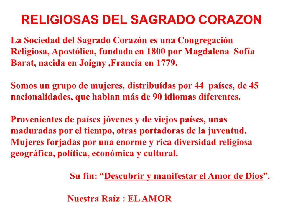 RELIGIOSAS DEL SAGRADO CORAZON
