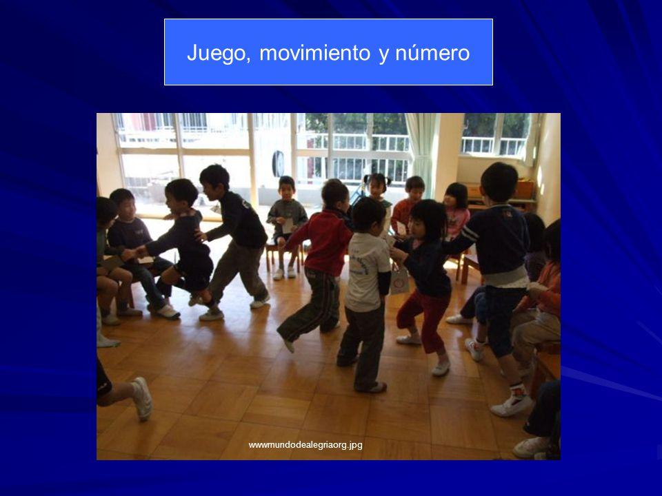 Juego, movimiento y número