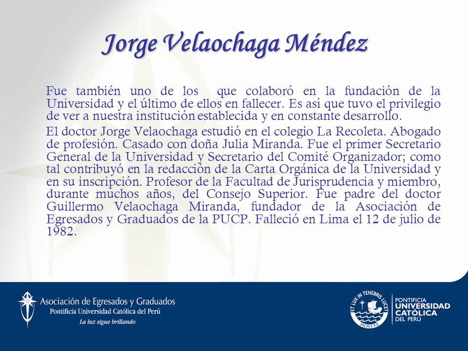 Jorge Velaochaga Méndez