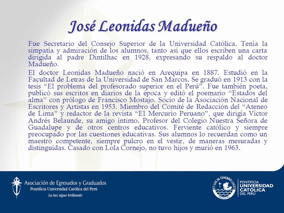 José Leonidas Madueño