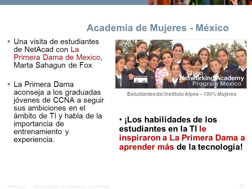 Academia de Mujeres - México