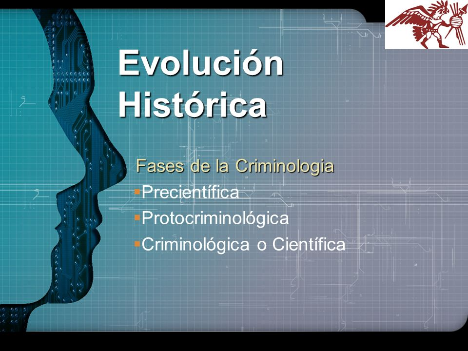 Evolución Histórica Precientífica Protocriminológica