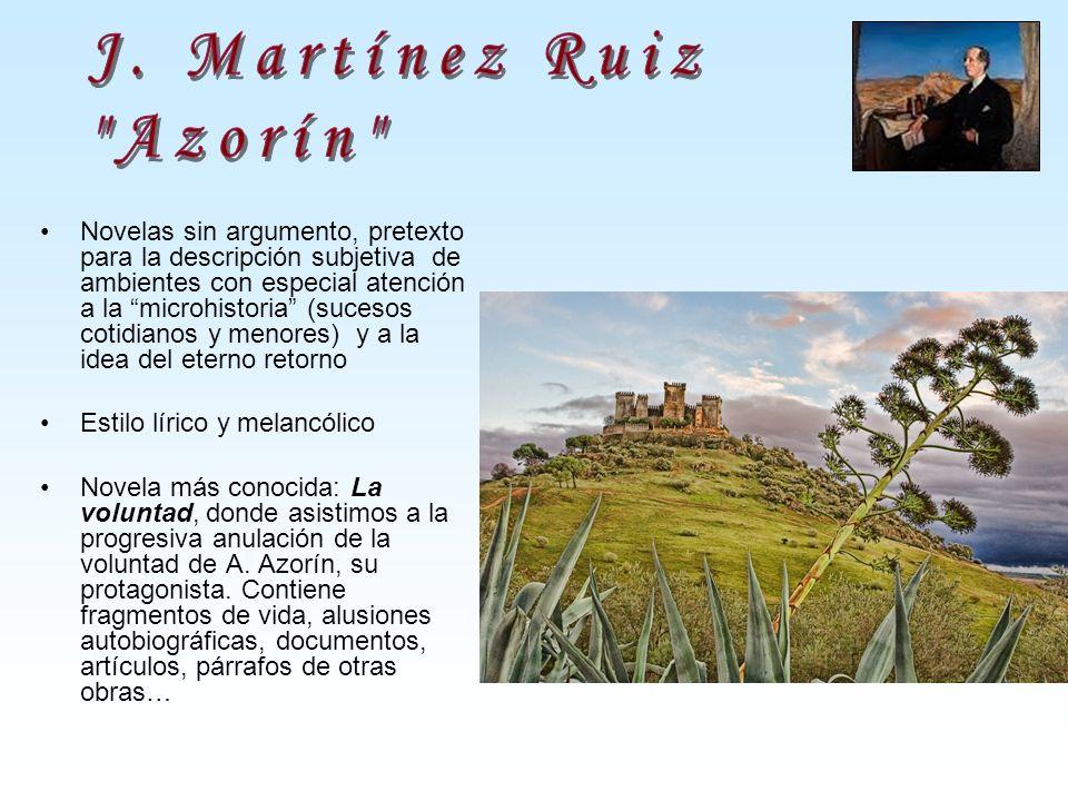 J. Martínez Ruiz Azorín